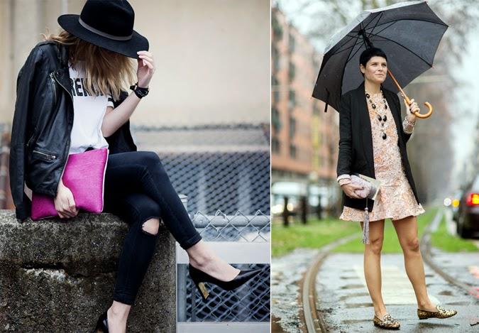 Inspiración rosa street style Elisa Nalin