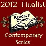 MARRYING THE ENEMY, finalist in NRCA contemporary series!
