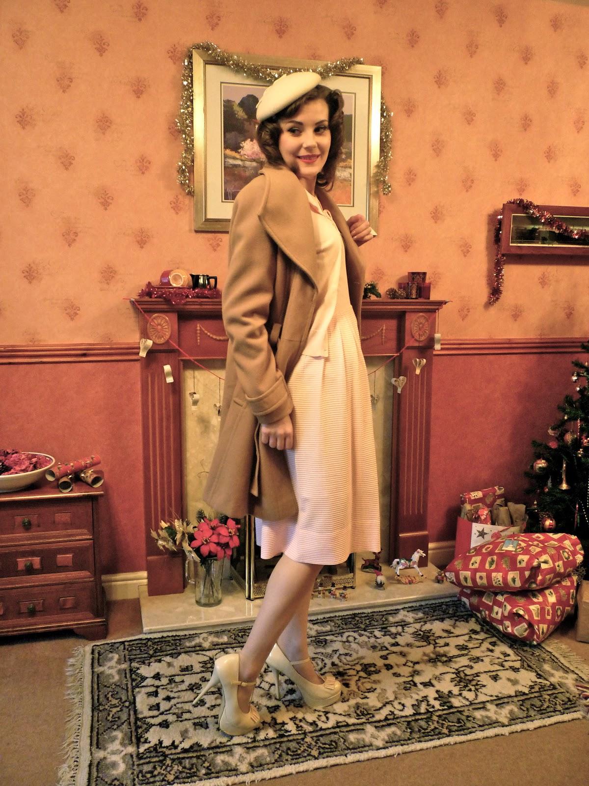christmas vintage via lovebirds vintage