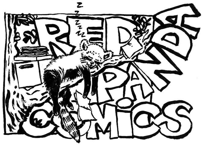 Red Panda Comics