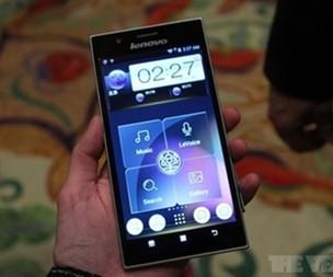 Novo Aparelho Lenovo com android