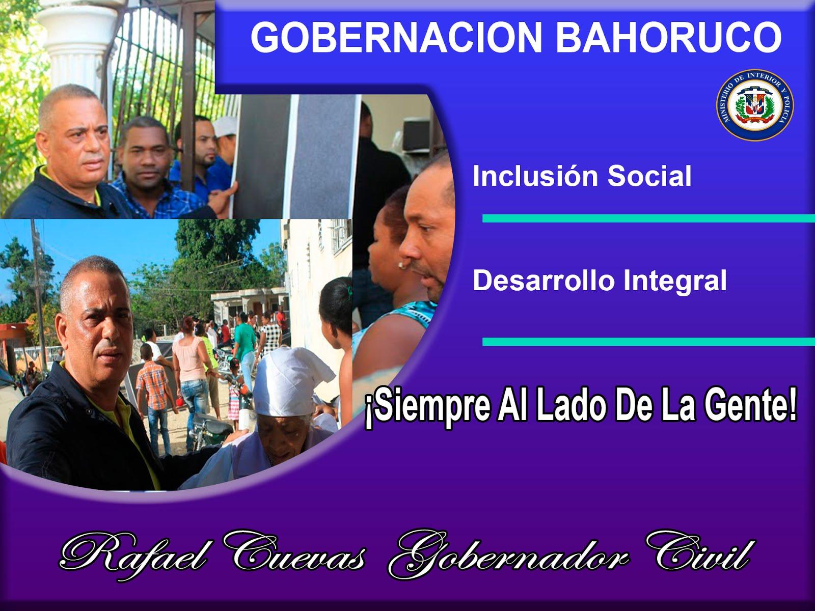 Gobernación Civil de Bahoruco