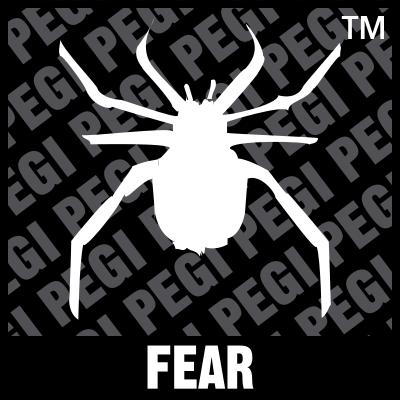 Znalezione obrazy dla zapytania PEGI strach