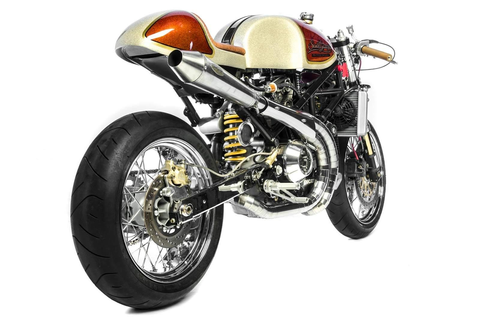 ducati monster s4r cafe racer way2speed. Black Bedroom Furniture Sets. Home Design Ideas