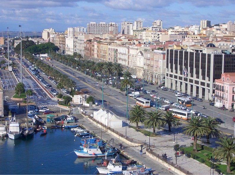Cagliari Italy  city photos : Cagliari, Italy