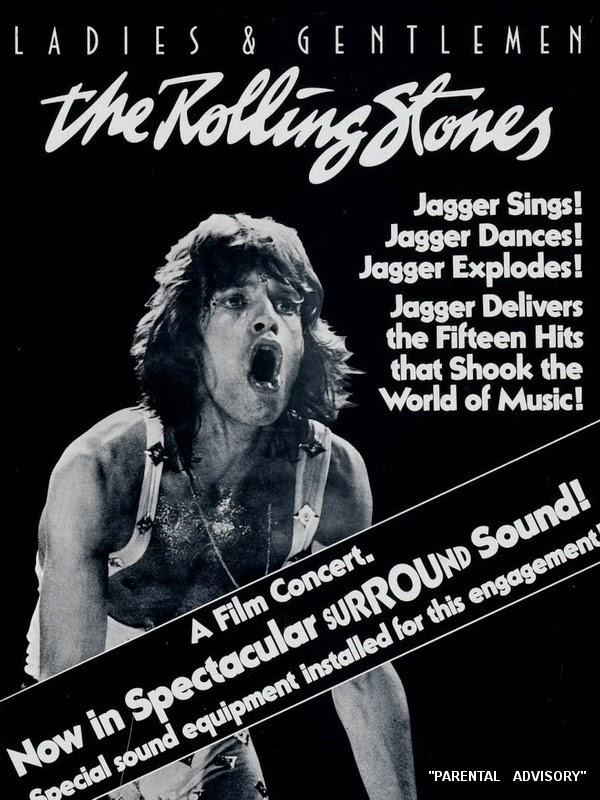 Ladies and Gentlemen 1972 ... 82 minutos
