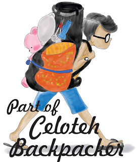 Celoteh Backpacker