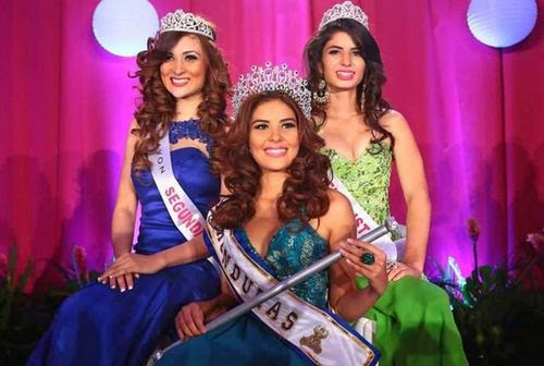 Miss Honduras shot out of jealousy?