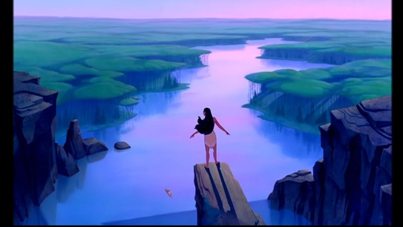 film analysis pocahontas Matoaka was the beautiful and lively daughter of powhatan, ruler of the land that the english named virginia pocahontas was her childhood nickname, translated as little wanton, meaning she was playful and hard to control.