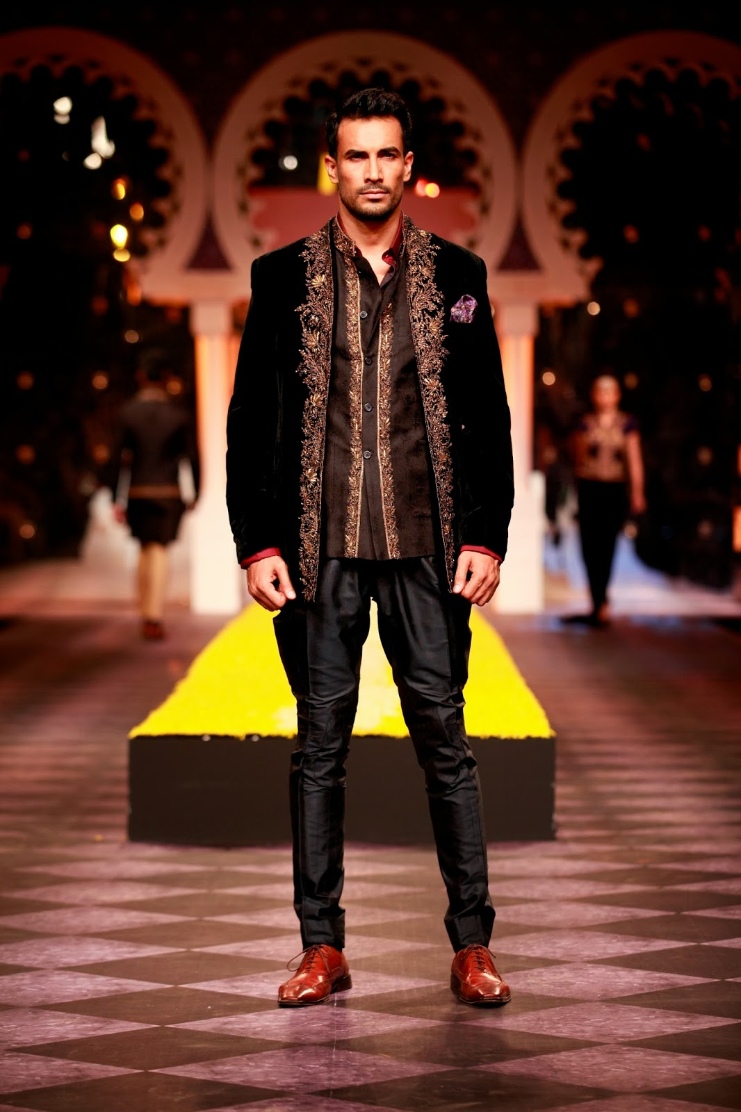Indian Ethnic Designer Fashion Men Women by RAGHAVENDRA ...