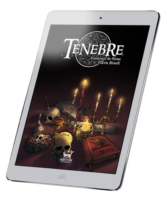 Tenebre (ebook)