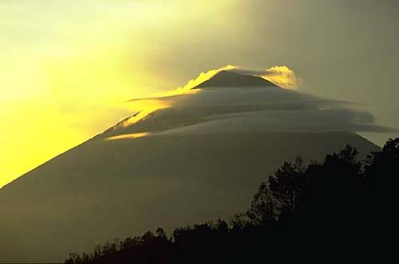 Mount Agung ~ World Tourism