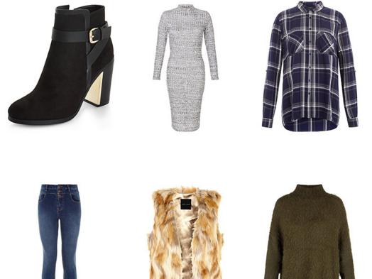 Women's Winter Shop with New Look