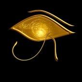 Te traigo el Ojo de Horus, para que tu corazón pueda alegrarse ...