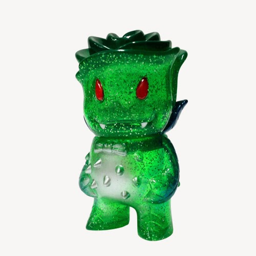 Super7 - Spring Green Pocket Rose Vampire by Joshua Herbolsheimer
