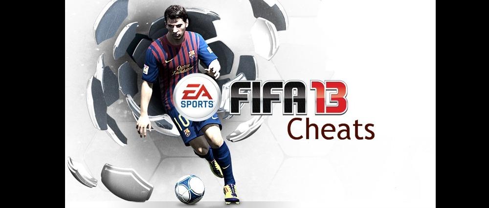 FIFA 13 Cheats