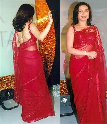 Rani Mukherjee Wedding Make Up More Aishwarya Rai Pictures
