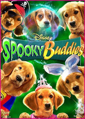 Spooky Buddies (2011) BRRip 720p 550MB Mediafire Link