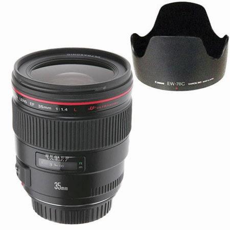 Harga Lensa Canon EF 35mm f/1.4L USM Terbaru