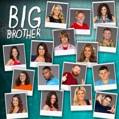 Big brother season 15 US version cast