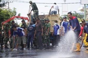 Aksi Bersih-Bersih Massal se-Kota Tarakan