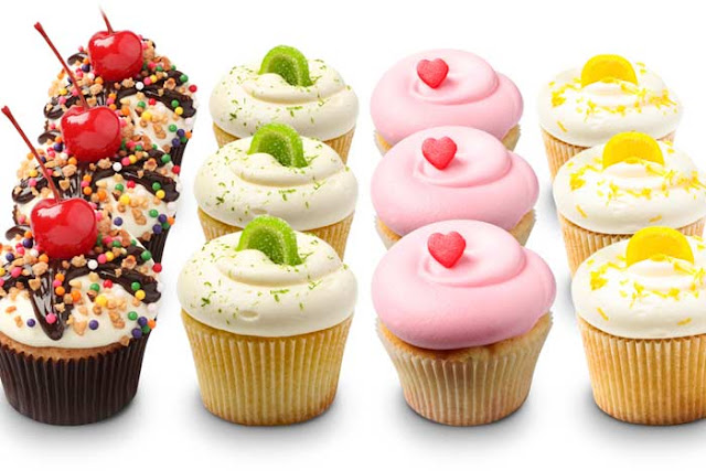 Cupcake Name Ideas