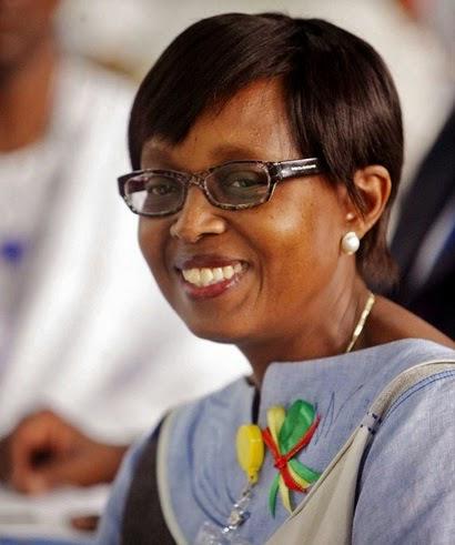 Dr Matshidiso Rebecca Moeti