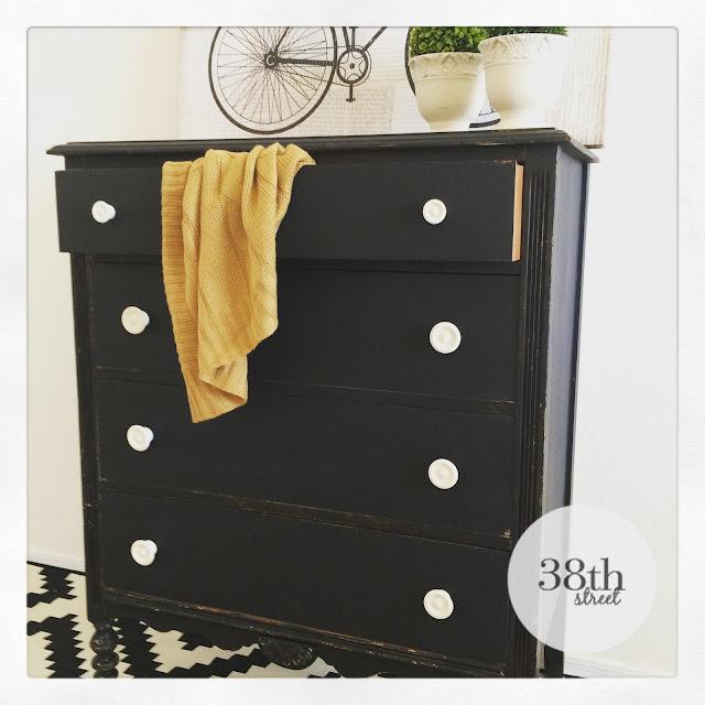mustard yellow, dresser, furniture, refinishing furniture, painting furniture, diy, fab furniture flipping contest