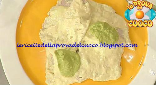 Maiello tonnato ricetta Barzetti da Prova del Cuoco