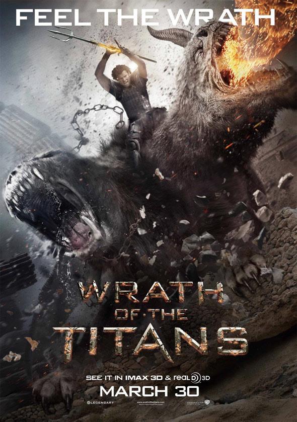 The Wrath Of Titans Film