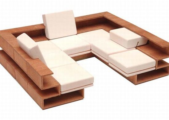 Modular home furniture new design and gestures for Furniture news