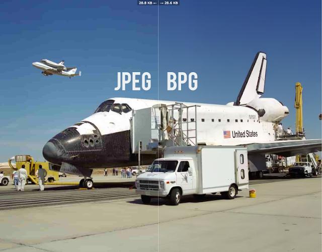 BPG, Format Gambar Baru Pengganti JPEG