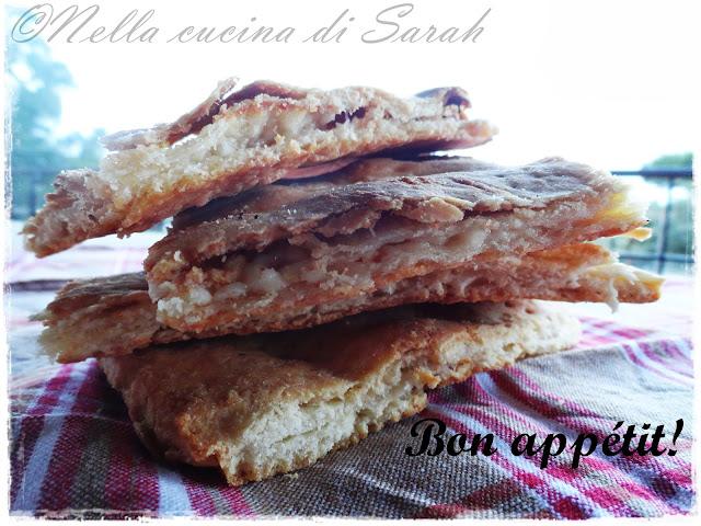 the recipe-tionist ~ focaccia di recco