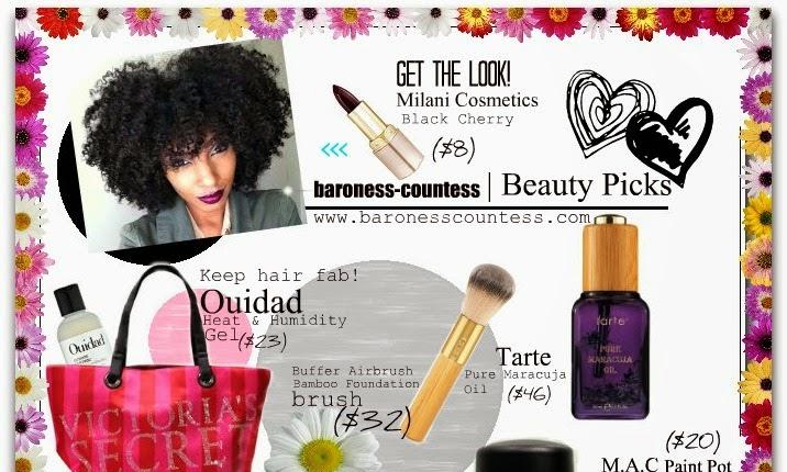 April |  Beauty Picks