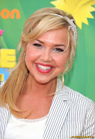 Arielle Kibbel Nickelodeon's 24th Annual Kids' Choice Awards at Galen Center