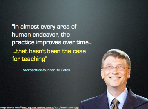 free essay on bill gates