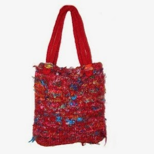 Gratis breipatroon  Tote bag
