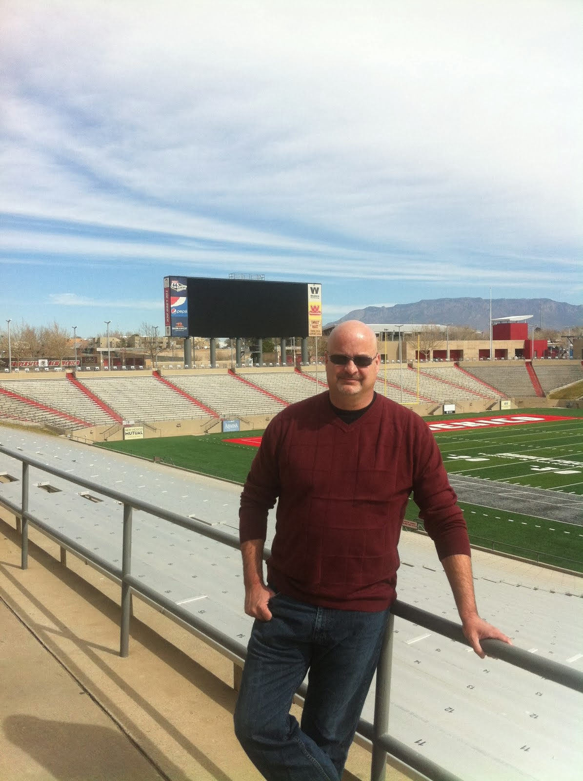 University Stadium, University of New Mexico