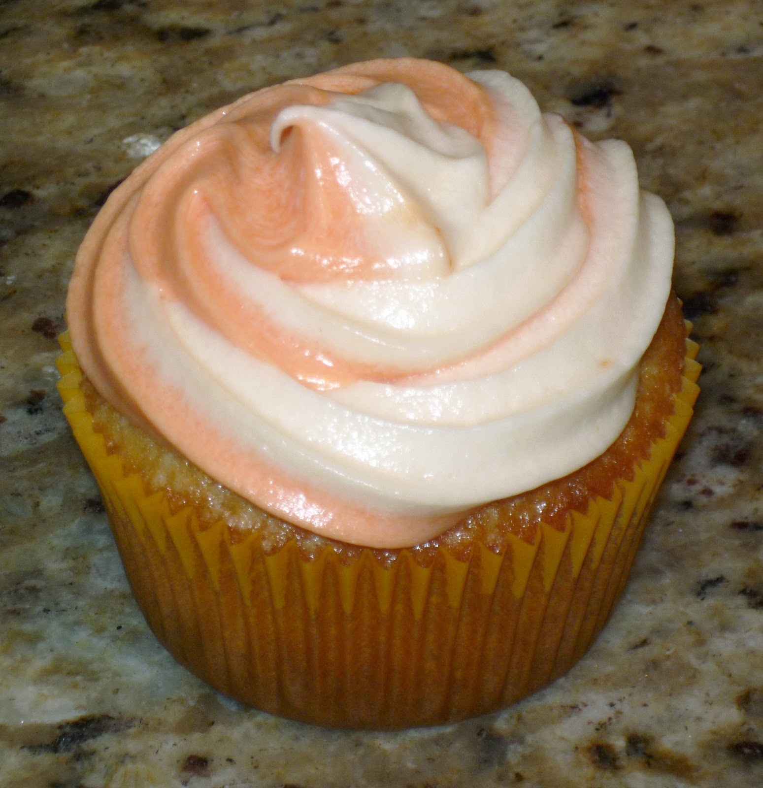 The Great Cupcake Adventure: Creamsicle Cupcakes