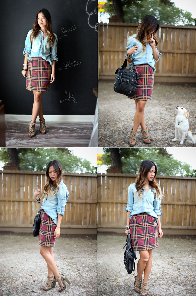 WWT Vintage Valentino Skirt