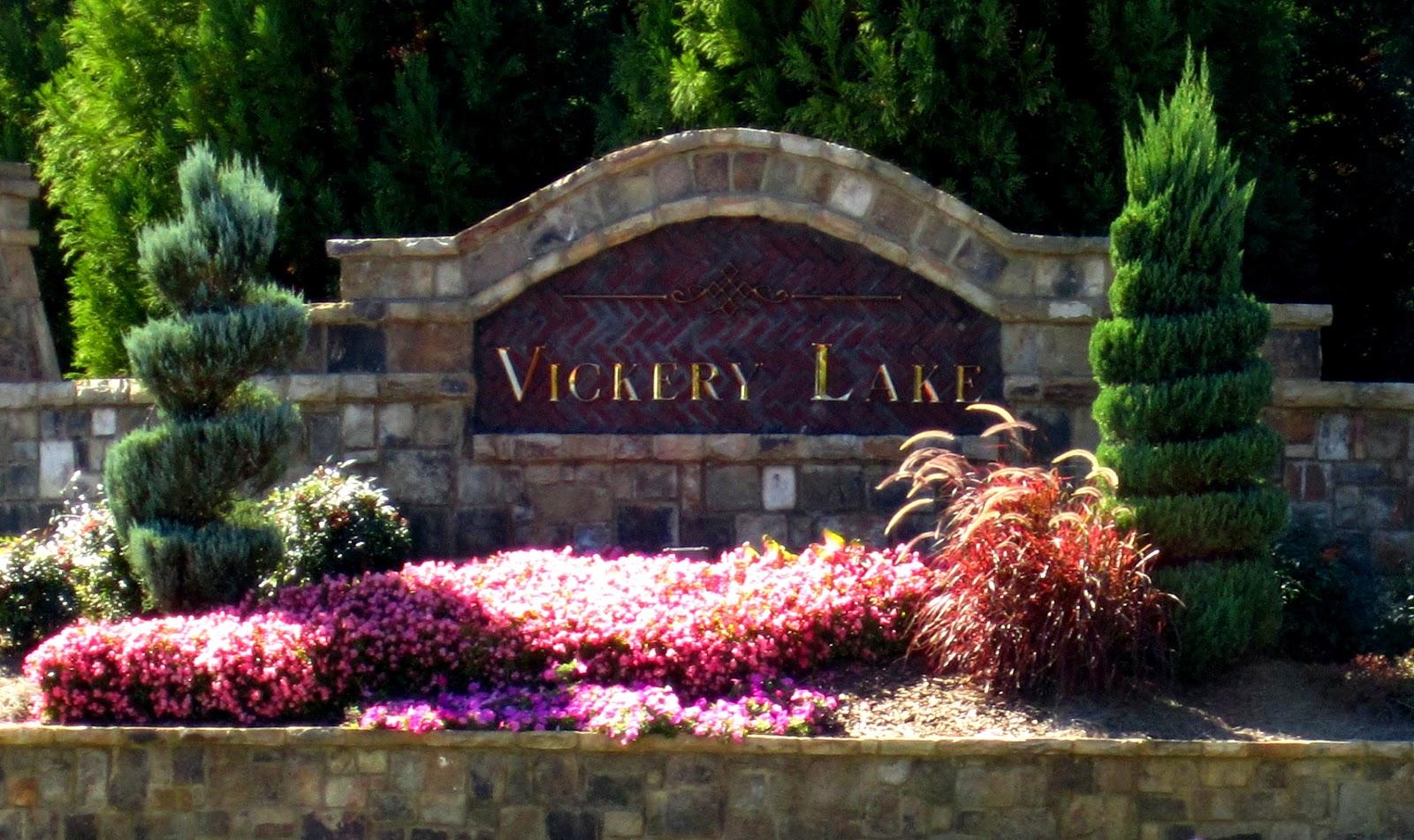Vickery Lake Cumming Ga