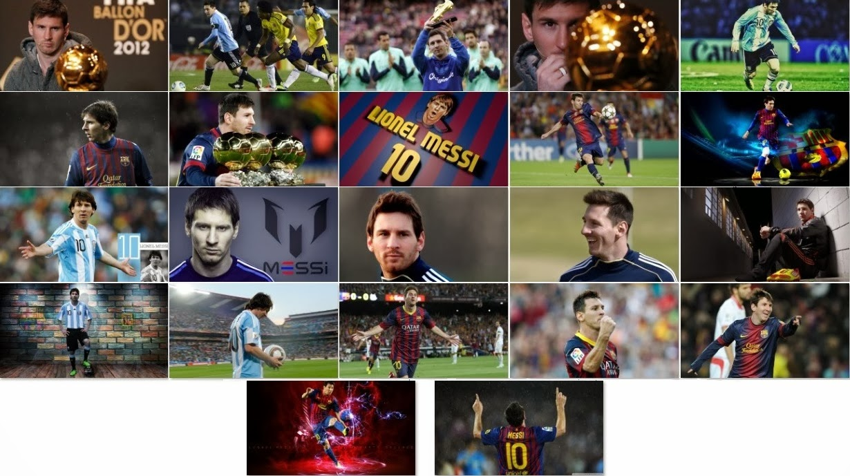 Best Full HD Lionel Messi wallpapers