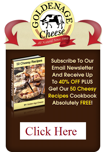 Free 50 recipes Cheesy Cookbook