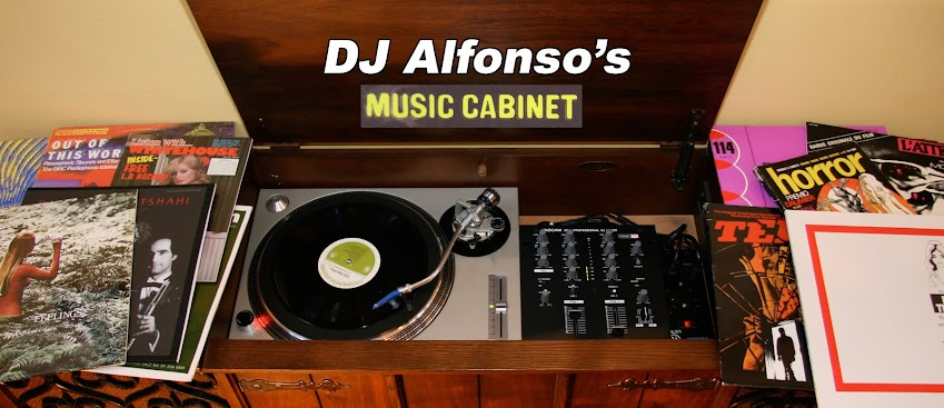 ::: DJ ALFONSO&#39;S MUSIC CABINET :::