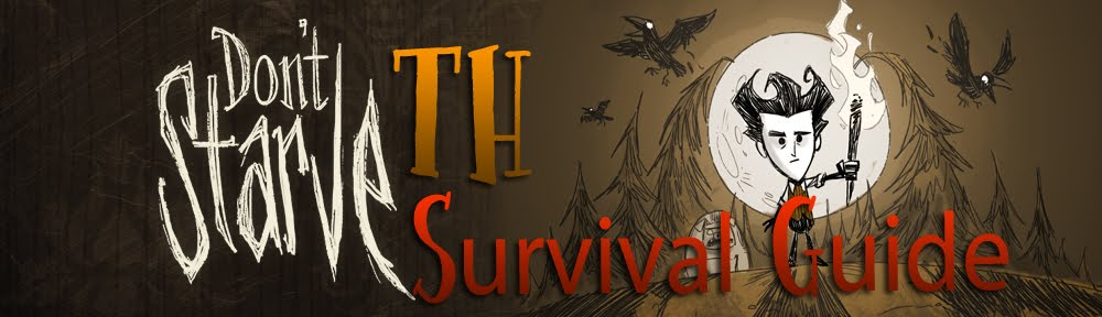 Thailand Don't Starve Survival Guide