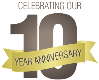 10th Year Blog Anniversary