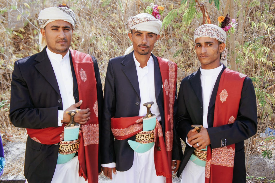 Yemen wedding traditions