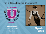 BookSparks Fall Reading Challenge 2014