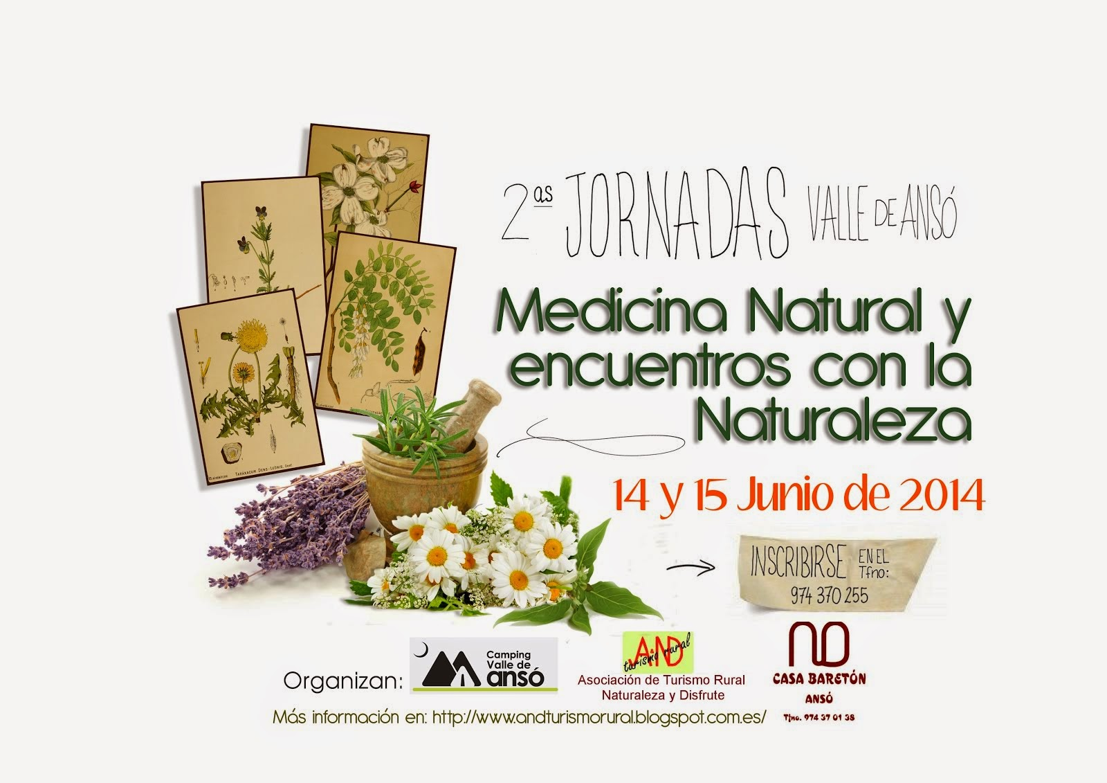 Jornadas de Medicina Natural