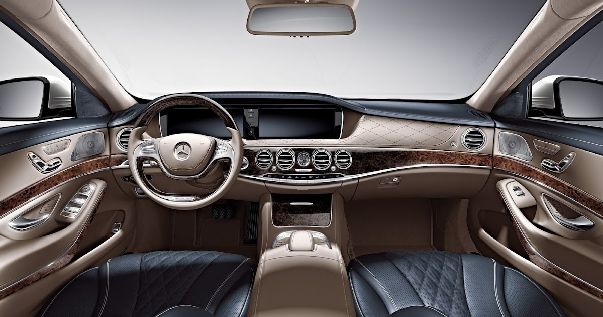 news in german: mercedes-benz w222 s-klasse edition 1 | daily